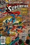 Cover for Adventures of Superman (DC, 1987 series) #489