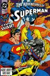 Cover for Adventures of Superman (DC, 1987 series) #492 [Direct]