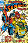 Cover for Adventures of Superman (DC, 1987 series) #495 [Direct]