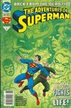 Cover Thumbnail for Adventures of Superman (1987 series) #500 [Newsstand]