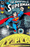 Cover Thumbnail for Adventures of Superman (1987 series) #505 [Enhanced Edition]