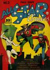 Cover for All-Star Comics (DC, 1940 series) #2
