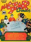 Cover Thumbnail for All-Star Comics (1940 series) #3 [Without Canadian Price]