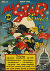 Cover for All-Star Comics (DC, 1940 series) #4
