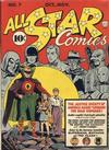 Cover for All-Star Comics (DC, 1940 series) #7