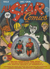 Cover for All-Star Comics (DC, 1940 series) #8
