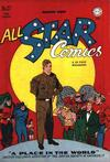 Cover for All-Star Comics (DC, 1940 series) #27