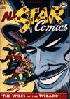 Cover for All-Star Comics (DC, 1940 series) #34