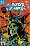 Cover for All-Star Squadron (DC, 1981 series) #5 [Direct]