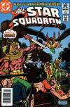Cover for All-Star Squadron (DC, 1981 series) #6 [Newsstand]
