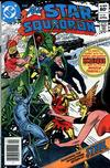 Cover for All-Star Squadron (DC, 1981 series) #8 [Newsstand]