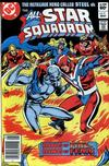 Cover for All-Star Squadron (DC, 1981 series) #9 [Newsstand]