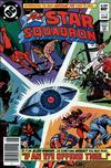 Cover for All-Star Squadron (DC, 1981 series) #10 [Newsstand]