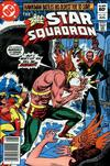 Cover for All-Star Squadron (DC, 1981 series) #12 [Newsstand]