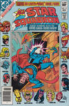 Cover for All-Star Squadron (DC, 1981 series) #15 [Newsstand Edition]