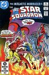 Cover for All-Star Squadron (DC, 1981 series) #16 [Direct]