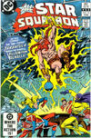 Cover for All-Star Squadron (DC, 1981 series) #18 [Direct]
