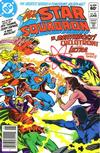 Cover Thumbnail for All-Star Squadron (1981 series) #22 [Newsstand]