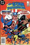 Cover Thumbnail for All-Star Squadron (1981 series) #31 [Newsstand]