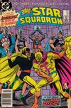 Cover for All-Star Squadron (DC, 1981 series) #35 [Newsstand]