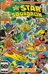 Cover for All-Star Squadron (DC, 1981 series) #50 [Direct]