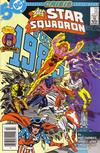 Cover for All-Star Squadron (DC, 1981 series) #55 [Newsstand]