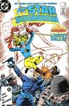 Cover for All-Star Squadron (DC, 1981 series) #61 [Direct]
