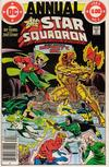 Cover Thumbnail for All-Star Squadron Annual (1982 series) #2 [Newsstand]