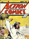 Cover for Action Comics (DC, 1938 series) #3
