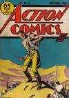 Cover for Action Comics (DC, 1938 series) #5