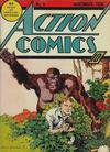 Cover for Action Comics (DC, 1938 series) #6