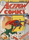 Cover for Action Comics (DC, 1938 series) #7
