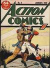 Cover for Action Comics (DC, 1938 series) #8