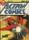Cover for Action Comics (DC, 1938 series) #10