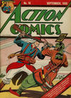 Cover for Action Comics (DC, 1938 series) #16
