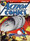 Cover for Action Comics (DC, 1938 series) #17