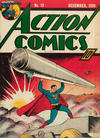 Cover for Action Comics (DC, 1938 series) #19