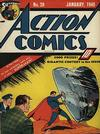 Cover for Action Comics (DC, 1938 series) #20