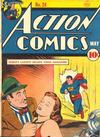 Cover for Action Comics (DC, 1938 series) #24