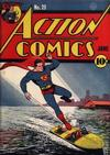 Cover for Action Comics (DC, 1938 series) #25