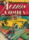 Cover for Action Comics (DC, 1938 series) #30