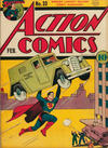 Cover for Action Comics (DC, 1938 series) #33