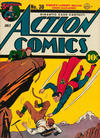 Cover for Action Comics (DC, 1938 series) #38