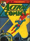 Cover for Action Comics (DC, 1938 series) #39