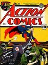 Cover for Action Comics (DC, 1938 series) #44