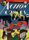 Cover for Action Comics (DC, 1938 series) #45