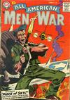 Cover for All-American Men of War (DC, 1952 series) #58