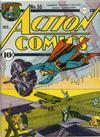 Cover for Action Comics (DC, 1938 series) #55
