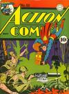 Cover for Action Comics (DC, 1938 series) #60