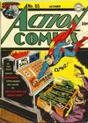 Cover for Action Comics (DC, 1938 series) #65